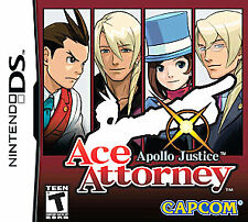 Apollo Justice: Ace Attorney (Nintendo DS, 2008)