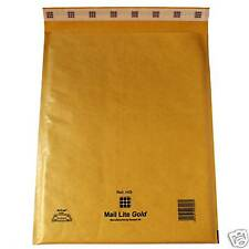 50 Mail Lite H/5 Padded Envelopes Bags JL5 FREE 24 HR P