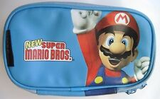 Official Nintendo DS Lite Travel Case Bag Mario Luigi *Vintage Collectible*