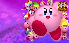 "Nintendo Nes Snes N64 KIRBY Fridge Magnet 2.5""x3.5"" Game Decor #4"
