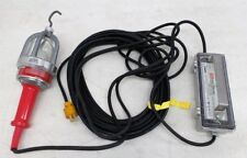 Larson 0321OXB9DTY Explosion Proof Drop Light w/ Inline Transformer -NEW-