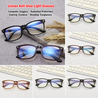 Anti-blue Light Glasses Radiation Protection Goggles Game Reading Eyeglasses