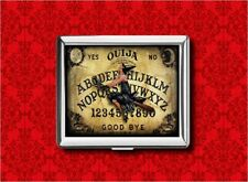 OUIJA BOARD PSYCHIC WICCA WITCH METAL WALLET CARD CIGARETTE ID IPOD CASE