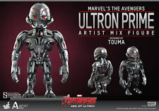 HOT TOYS AVENGERS AGE OF ULTRON ULTRON PRIME TOUMA ARTIST MIX FIGURE ~BRAND NEW~