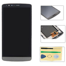 LCD Screen & Touch Digitizer Frame for LG G3 D850 D855 VS985 LS990 with Tool