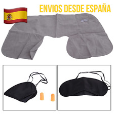 Set De Viaje Almohada   Antifaz   Tapones Kit 3 en 1