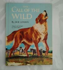 Call of the Wild by Jack London Hardcover  BOOK 1977