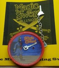Zanadu Illusion in your pocket! MAGIC SWORD no practice magic trick awesome!