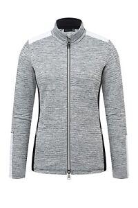 Kjus Damen Radun Midlayer Jacket Ski Jacke Schwarz Weiß alle Größen Neu
