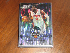 2017 Panini Player of the Day Wind Chime Prizm Andre Drummond #/75