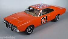 "1:16 Scale The Dukes of Hazzard ""General Lee"" Dodge Charger Model Kit - MPC-752"