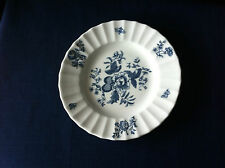 """Royal Worcester Blue Sprays 6 1/8"""" side plate (very minor cutlery scratches )"""