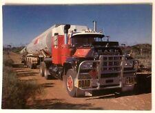Cartolina Truck - Retro Con Scarabocchio