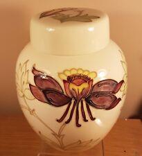 Moorcroft Honeysuckle Jar 1st Quality Limited Edition 39/200