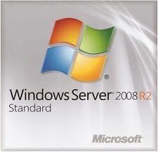 Windows Server 2008 R2 Standard Genuine License 64bit Full