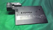 IBM THINKPAD 2504 42W8298 42W8299 DOCKING STATION PORT REPLICATOR T400 T500 T60