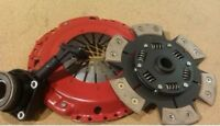 VAUXHALL  ZAFIRA 2.0 GSI TURBO HEAVY DUTY 6 PADDLE CLUTCH WITH CSC