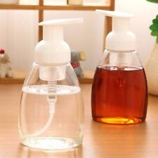 Hand Pum Bathroom Liquid Soap Foam Dispenser Shampoo Lotion Cleanser Bottles
