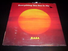"""Rasa """"Everything You See Is Me"""" LP Iskcon Records – KC 108008 Italy 1978 sealed"""