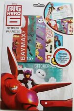 Disney Big Hero 6 Autocollant Paradise Autocollant Draps Et Album, BRAND NEW