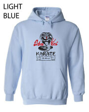 147 Cobra Kai Karate Hoodie Sweatshirt movie sweep leg kid costume party sensi