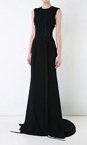 Alex Perry Kadence Gown Black Size 6