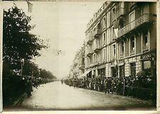 PHOTO de presse - BELFORT quai Vauban foule Tour de France vélo - 270715