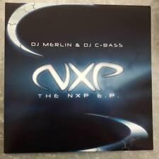 """12"""" Tunnel Kult Vinyl - DJ MERLIN & DJ C-BASS - THE NXP E.P."""