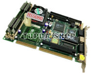 1PC  HS5080 VER:1.0  Industrial board with CPU memory fan #ZH