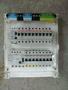Unterverteilung Sicherungskasten  Stromkasten Aufputzverteiler Zählerschrank 876