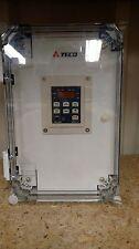TECO FM100-405-N4, 5 HP, 460VAC 3PH, 4X INDOOR  FLUXMASTER