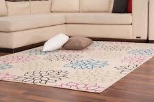 Wohnraum-Teppiche aus Polyester mit Blumenmuster