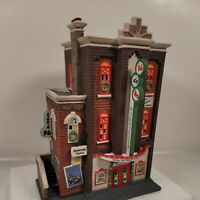 """Department 56 Heritage Christmas In The City """"Hi De Ho"""" Night Club ~ MINT!!!"""