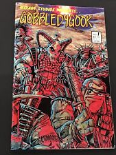 GOBBLEDYGOOK #1 MIRAGE STUDIOS 1986 KEVIN EASTMAN & PETER LAIRD VF/NM