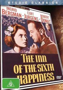 The Inn Of The Sixth Happiness Studio Classics DVD
