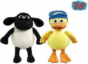 TIMMY TIME Soft Timmy & Yabba Plush Toy Multi-Colourpack Cbeebies TV show