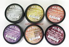 Mia Secret Acrylic Nail Powder 6 Color Metallic Collection
