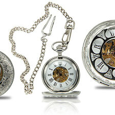 Picard & Cie Mechanical Pocket Watch