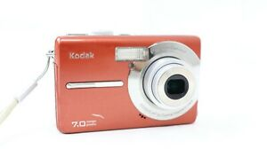 Kodak EasyShare M753 ~ 7.0MP 3x Zoom ~ Digital Camera ~ Orange ~
