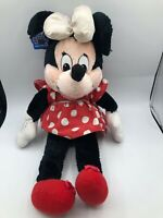 Mickey Mouse Minnie Applause Disney Plush Kids Soft Stuffed Toy Animal Doll