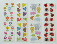 You Choose Mrs Grossman MISC VINTAGE Rare Individual Sticker Strips