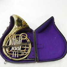 Kruspe Double French Horn in Lacquer Finish SN 38259 CLASSIC VINTAGE HORN