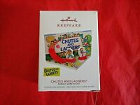 Hallmark 2018 Family Game Night Chutes and Ladders 5th Series Keepsake Ornament