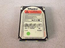 """Maxtor 7120SR 3.5"""" 120MB 3600RPM 50PIN SCSI Internal Hard Disk Drive"""