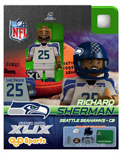 Richard Sherman OYO NFL 2015 NFC CHAMPS SUPER BOWL XLIX 49 SEATTLE SEAHAWKS NEW
