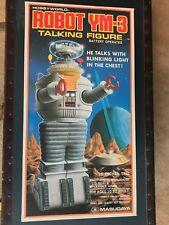 HOBBYWORLD MASUDAYA LOST IN SPACE ROBOT YM-3 TALKING FIGURE 1/5 SCALE (NIB)