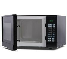 Commercial Chef CHM990B Countertop Microwave Oven, 19.3 x 14.7 x 11.2 Inches, Bl