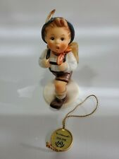 "New ListingHummel Goebel School Boy Schulschwae #1305 4"" Tall Figurine"