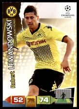 Panini Champions League 2011-2012 Adrenalyn XL Robert Lewandowski Dortmund