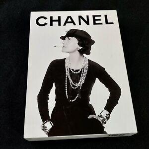COCO CHANEL 3 BOOK BOX SET ASSOULINE FRANCOIS BAUDOT FASHION PERFUME JEWELS